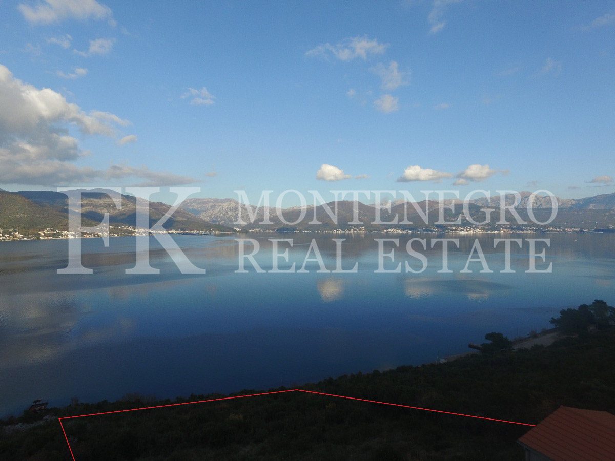 Land with construction permit, 3 872 m2, with direct access