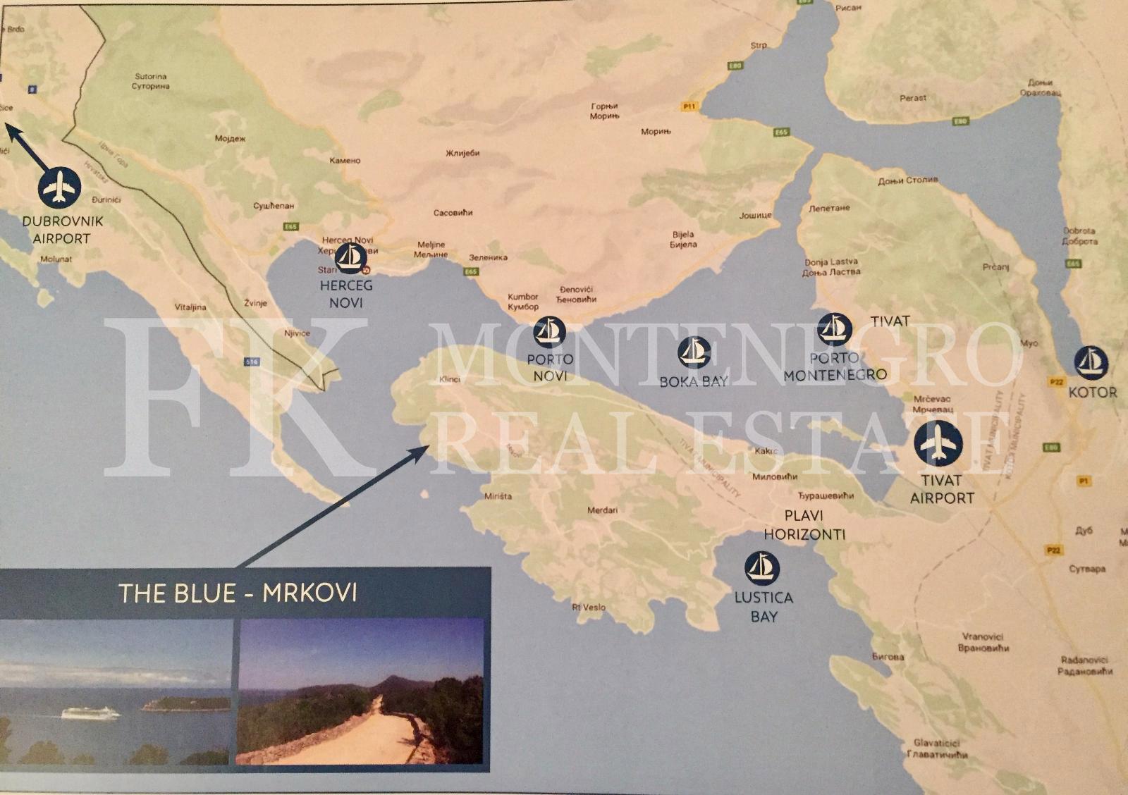 Черногория налог на продажу недвижимости