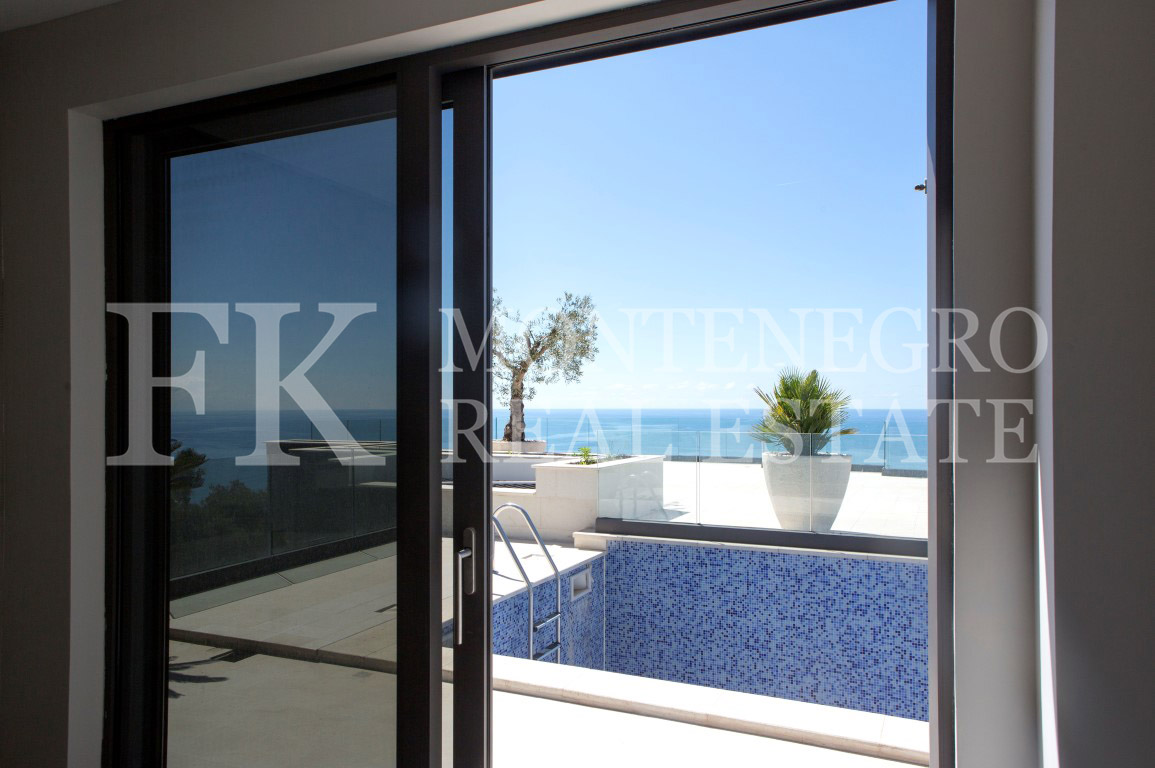 Open window beach - Luxury And Modern Villa 336 78 M2 With Swimming Pool And Breathtaking View